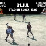 Idete danas na prvi međunarodni ragbi meč u Leskovcu?